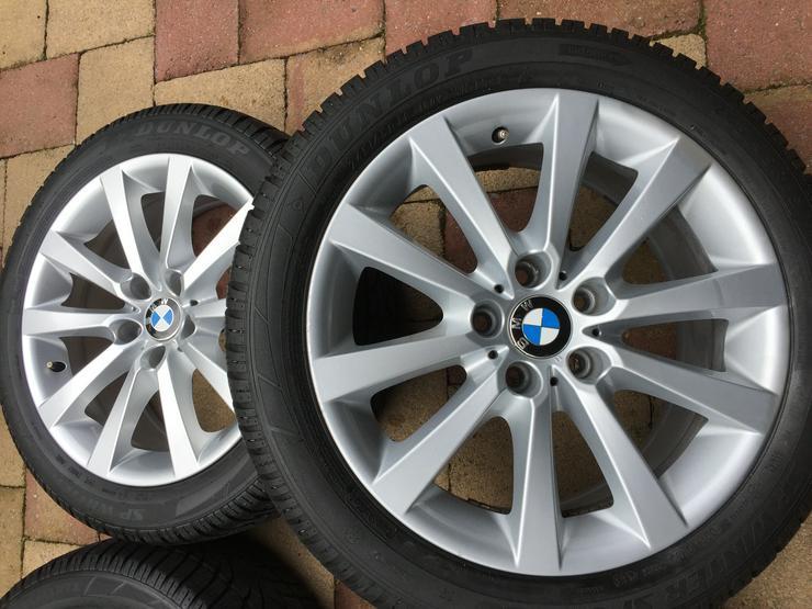 Bild 2:  .BMW 5/6er Winterräder 245/45 R18 Dunlop Winter Ranflat guter Zustand