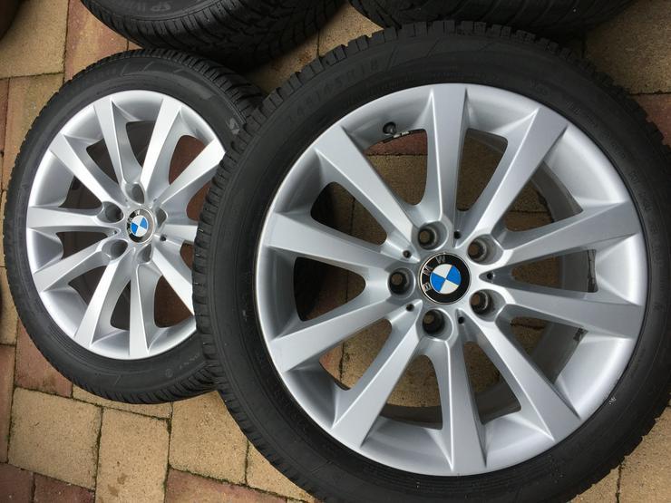 Bild 3:  .BMW 5/6er Winterräder 245/45 R18 Dunlop Winter Ranflat guter Zustand