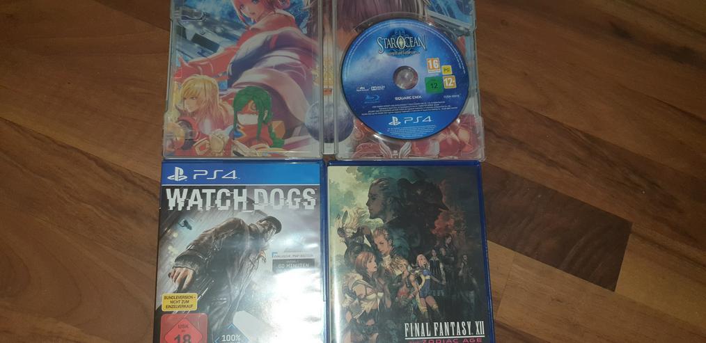 Bild 4: PS4 1TB incl. Controller und Spiele