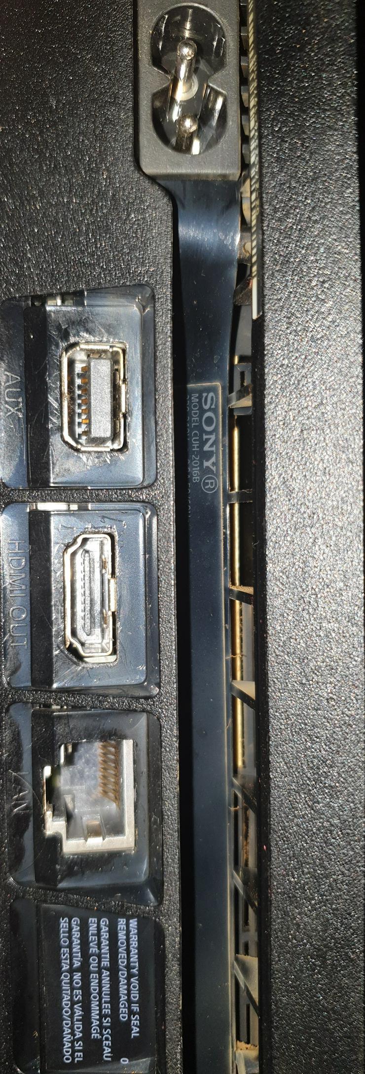 Bild 2: PS4 1TB incl. Controller und Spiele