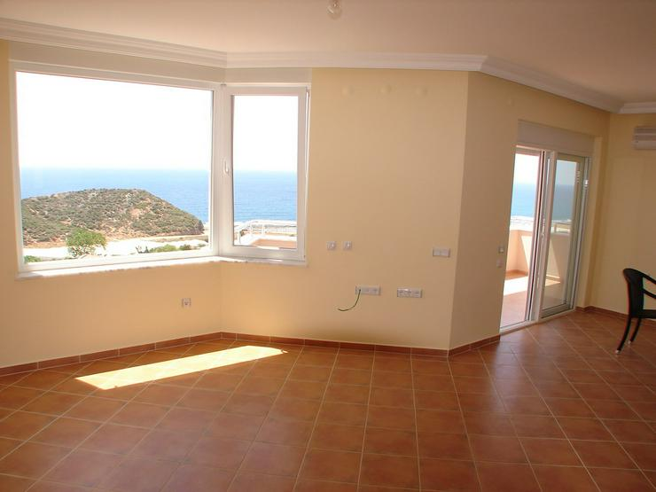 Bild 5: Türkei, Alanya, Budwig, 4 Zi. Duplexwohnung, ruhige Lage,1500 m Strand, Meerblick, 300
