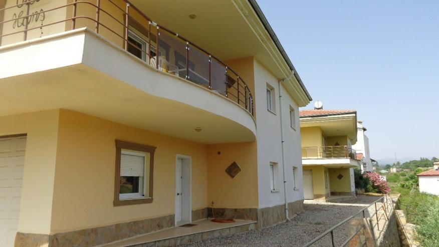 Türkei, Alanya, Budwig, 3 Zi. Villa mit 2 Zi. Einliegerwohnung, Garage und  Werkstatt. 286-2