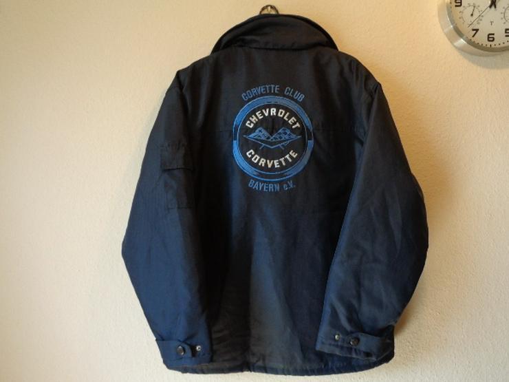 Bild 3: absolute und exklusive Rarität: eine Outdoor-Jacke vom »CORVETTE-CLUB-BAYERN e.V.«, Größe L, =NEU=