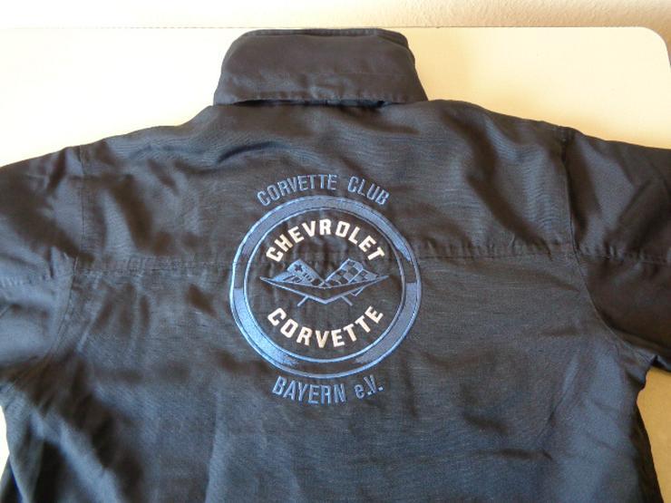 Bild 5: absolute und exklusive Rarität: eine Outdoor-Jacke vom »CORVETTE-CLUB-BAYERN e.V.«, Größe L, =NEU=