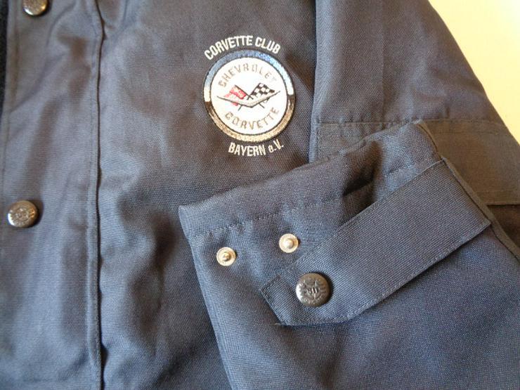 Bild 4: absolute und exklusive Rarität: eine Outdoor-Jacke vom »CORVETTE-CLUB-BAYERN e.V.«, Größe L, =NEU=