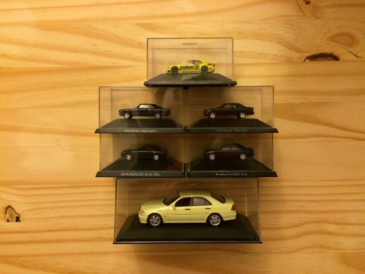Verkaufe 6 NEUE Modellautos, Mercedes-Benz von 1994 - Modellautos & Nutzfahrzeuge - Bild 1