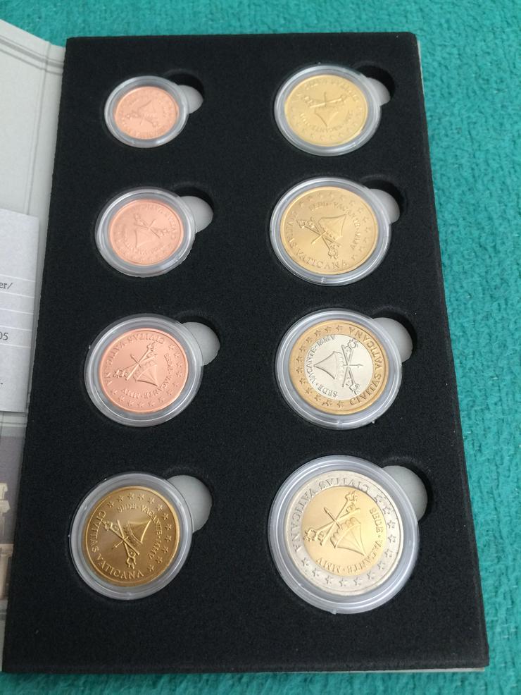 Verkaufe Münzsammlung-Konvolut - !!! TOP !!! - Euros - Bild 1