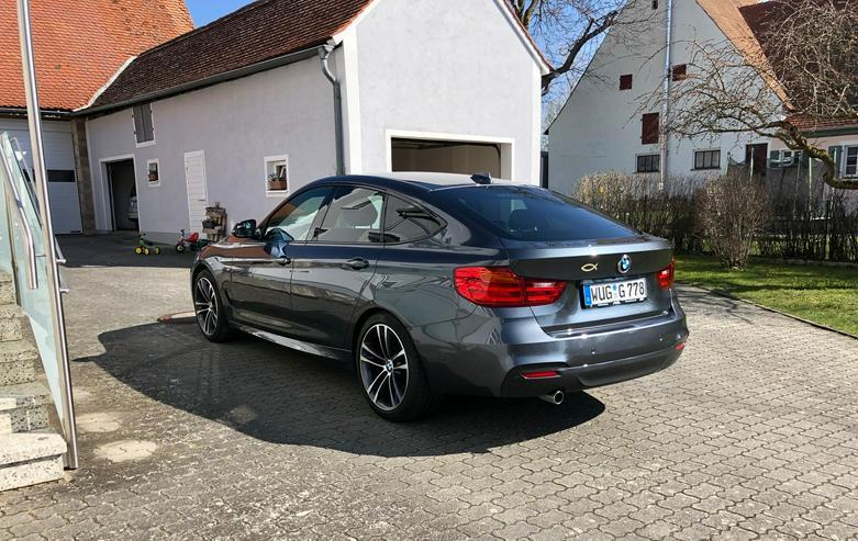 BMW 320d Gran Turismo Sportpaket Anhaengerkupplung Euro 6 T