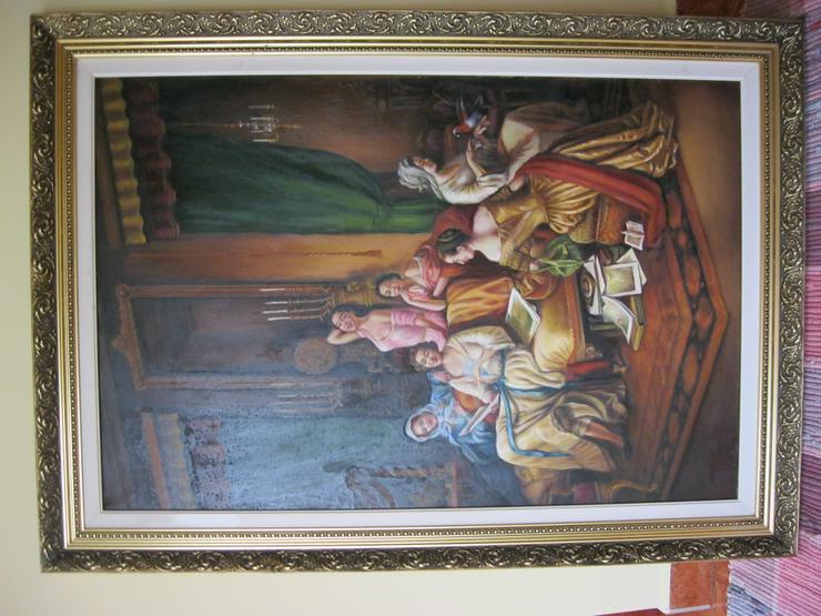 Öl Gemälde Kopie
