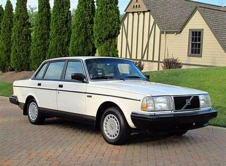 Ersatzteilebuch fur die Volvo 240 und 260 reihe
