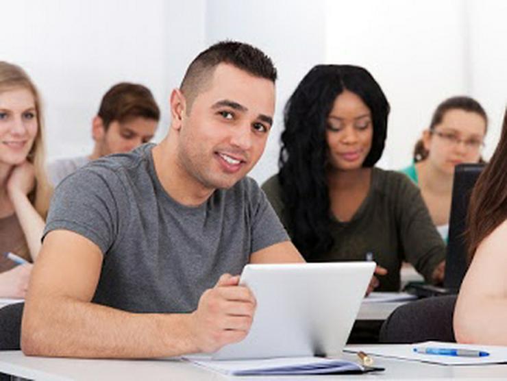 Learn German in 4 months: A1 + A2 + B1 + B2 in Munich - Sprachkurse - Bild 1