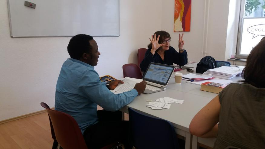 Bild 4: Learn German in 4 months: A1 + A2 + B1 + B2 in Munich