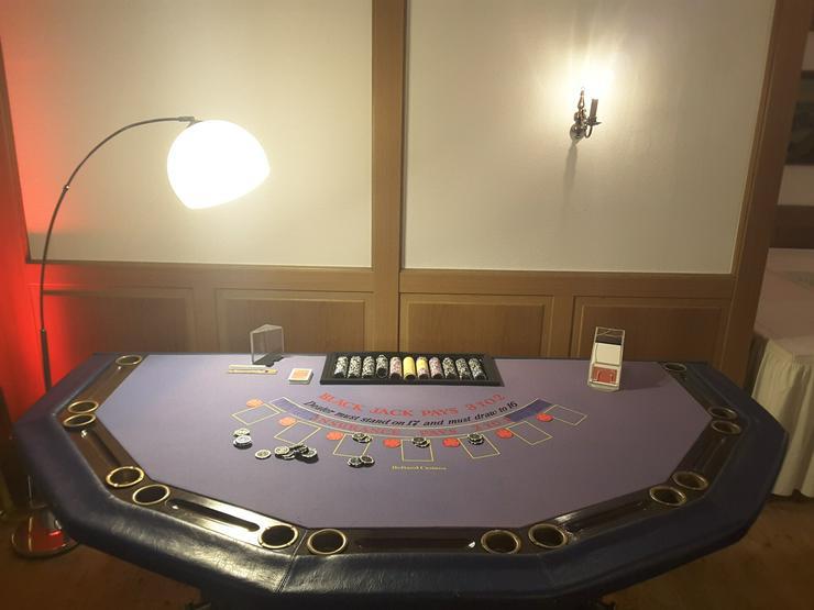 Bild 3: Weihnachtsfeier, Las Vegas Party, mobiles Casino, Roulette, Bingo, Rent a casino