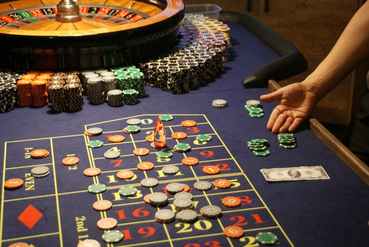 Bild 6: Weihnachtsfeier, Las Vegas Party, mobiles Casino, Roulette, Bingo, Rent a casino
