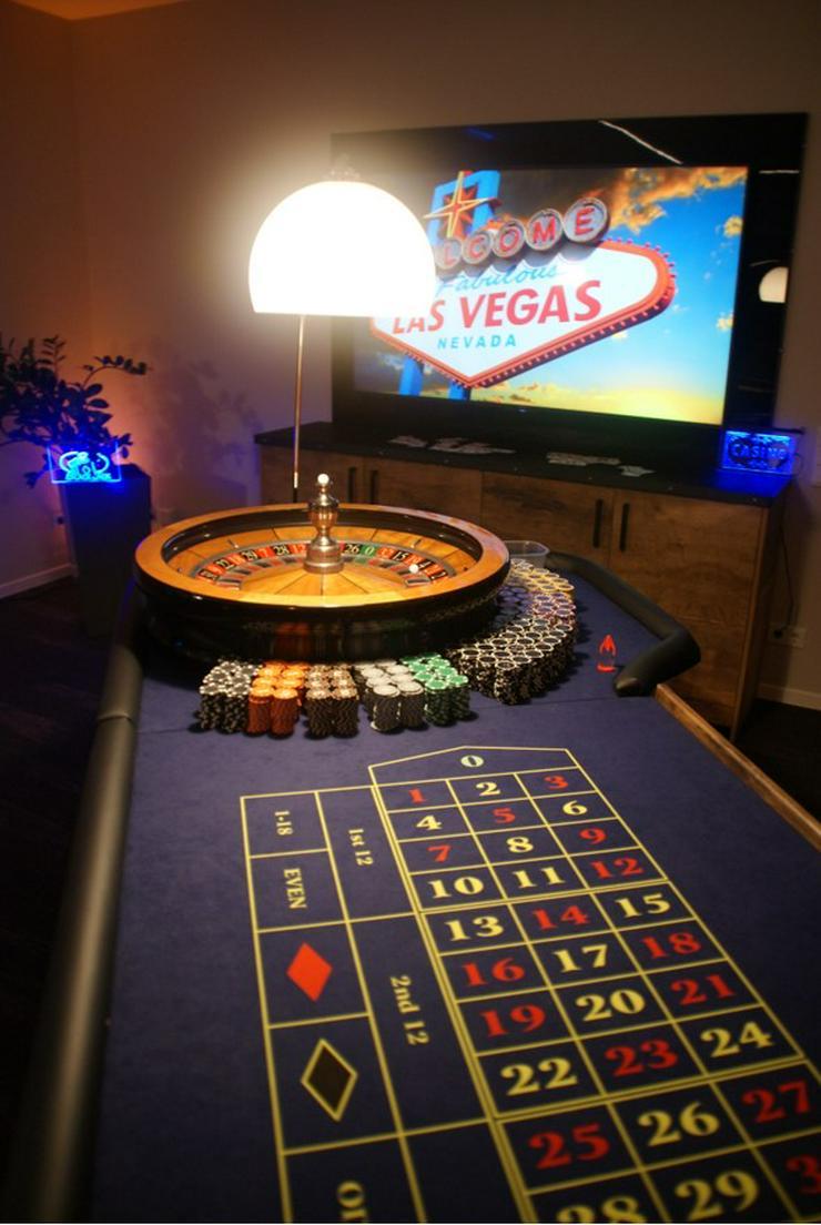 Weihnachtsfeier, Las Vegas Party, mobiles Casino, Roulette, Bingo, Rent a casino