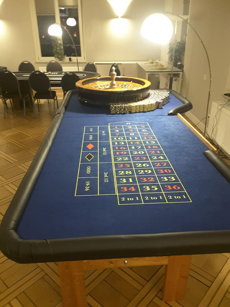 Bild 4: Weihnachtsfeier, Las Vegas Party, mobiles Casino, Roulette, Bingo, Rent a casino