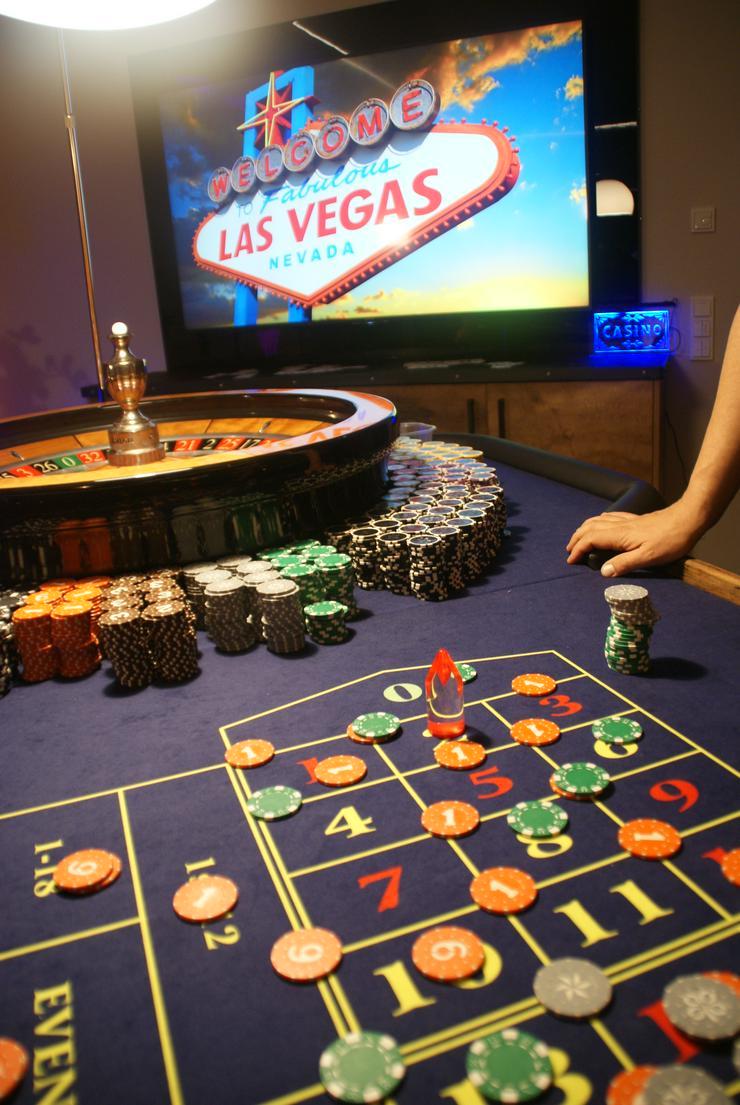 Bild 2: Weihnachtsfeier, Las Vegas Party, mobiles Casino, Roulette, Bingo, Rent a Casino