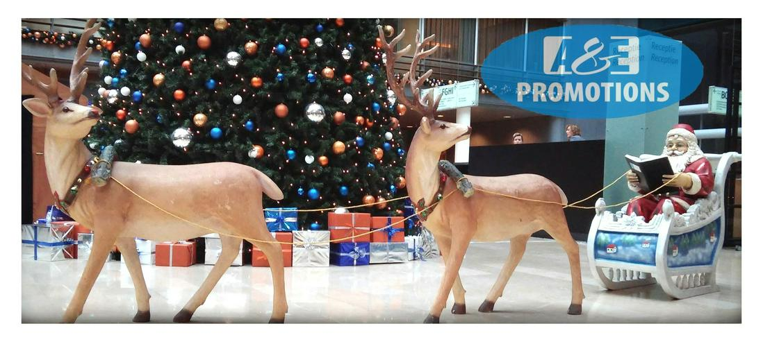 weihnachts schlitten weihnachtsmann verleih emsland haren 0031 599 416200