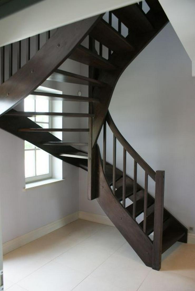 Bild 3: Holztreppen Fertigung der Holztreppen Treppen aus Polen