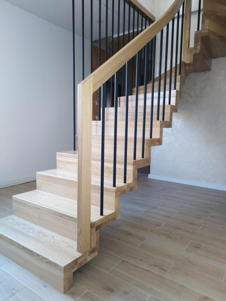 Holztreppen Fertigung der Holztreppen Treppen aus Polen - Reparaturen & Handwerker - Bild 1