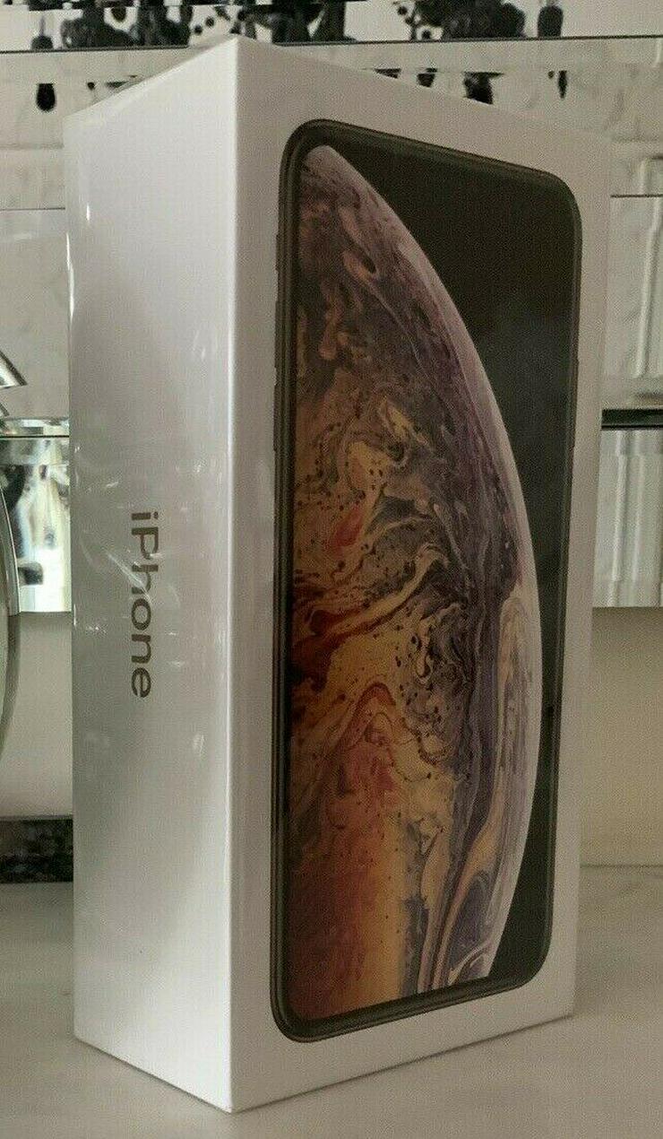Apple iPhone XS Max - 512GB - Gold (Ohne Simlock)