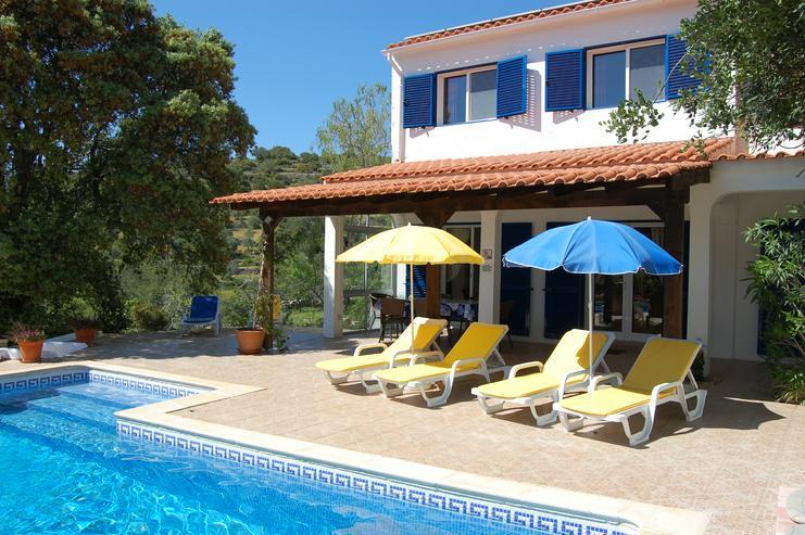 Casa dos Amigos-Ferienhaus mit Pool