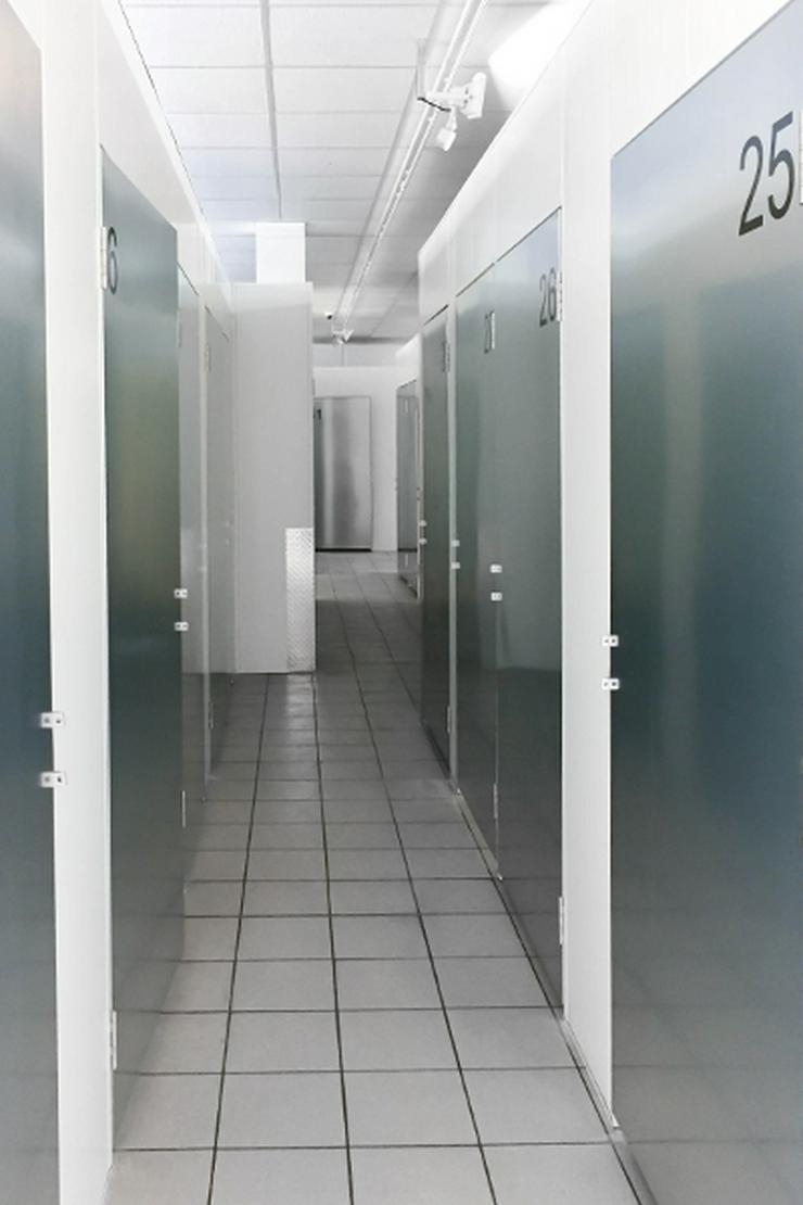 Bild 2: Kellerabteil in div. Größen, Selfstorage Lager