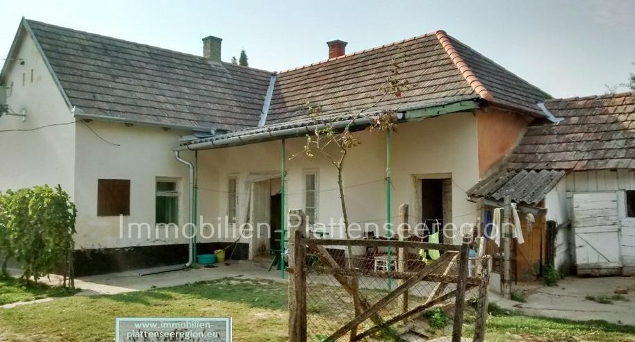 Bauernhaus Ungarn Balatonr. Grdst.:2.585m² Nr.92