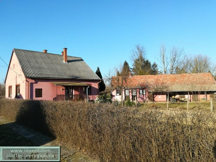 Haus am Dorfrand in Ungarn Balatonr.Grdst: 1.436m² Nr. 20/129