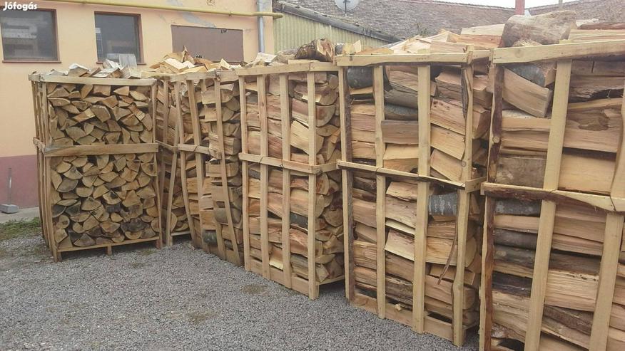 Buche brennholz paletten