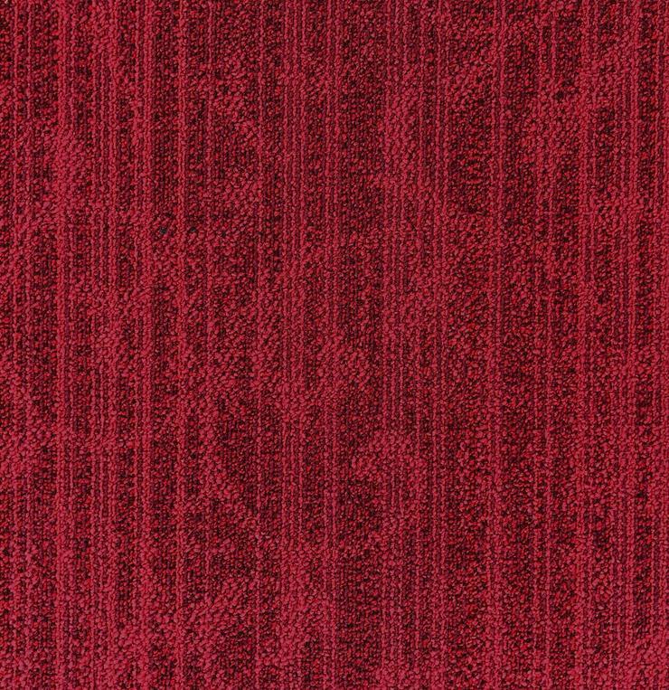 37,75m2 Assur - Seleucia - Lottomatica Teppichfliesen Teppichboden von Interface