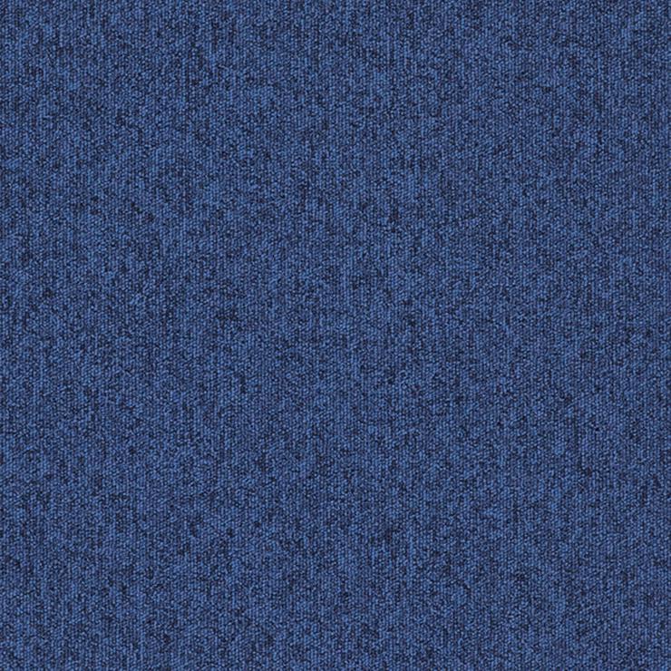Blaue Heuga 727 SD Teppichfliesen von Interface €3,75