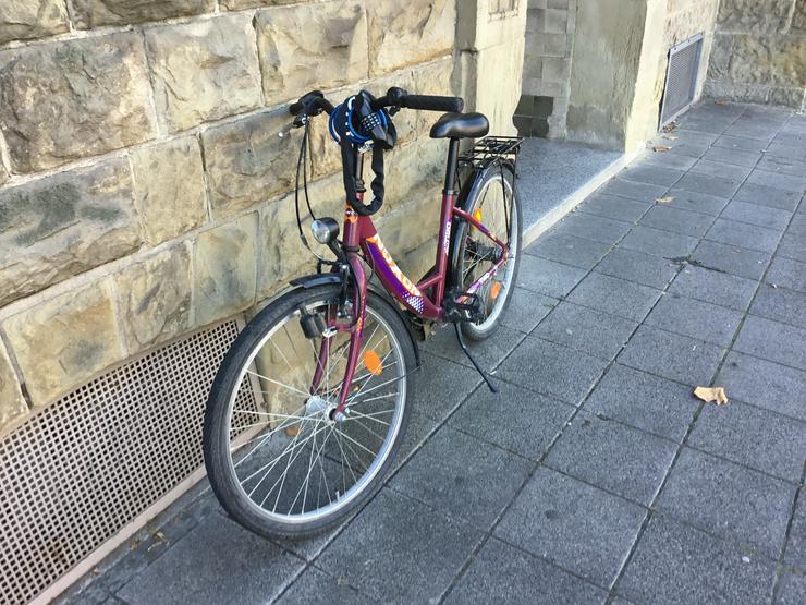 3-Gang 24-Zoll-Mädchen-Fahrrad