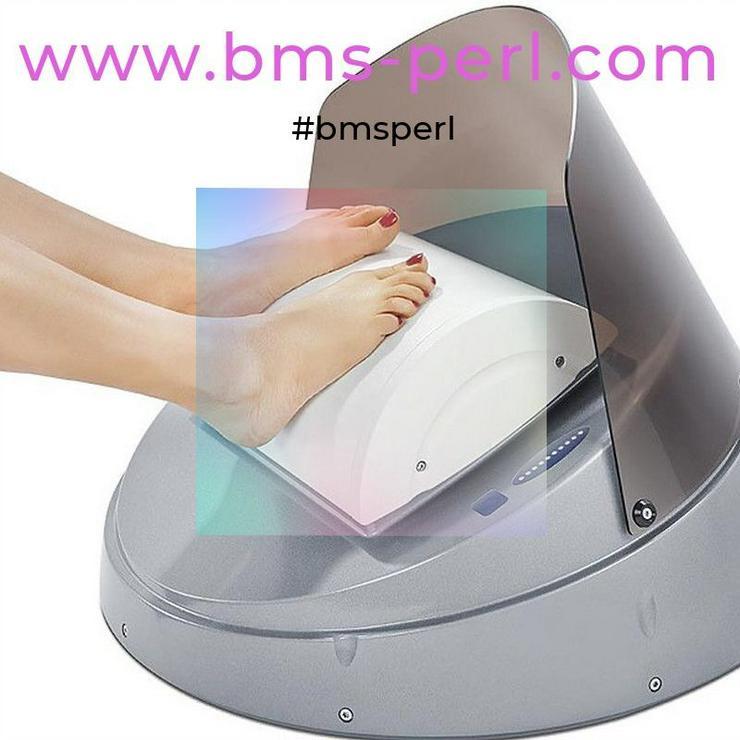 Bild 2: Der Himmel für Füße: BMS PERL - Fußreflexzonenmassage