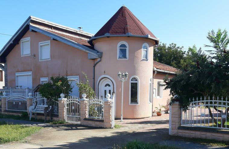 Haus Villa in Kroatien nähe stadt Osijek