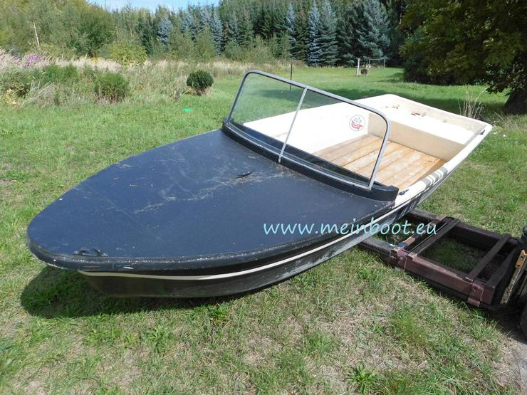 Ruderboot - Anka 4 - Angelboot - Freizeitboot