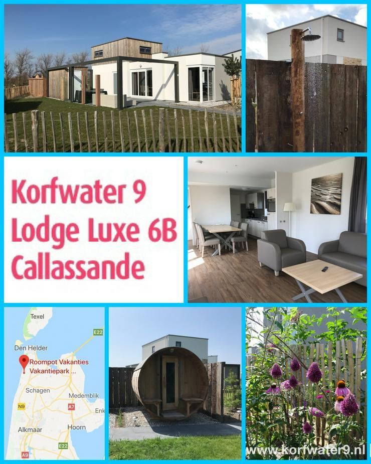 6 pers. Ferienhaus KORFWATER 9 in Callantsoog zu vermieten