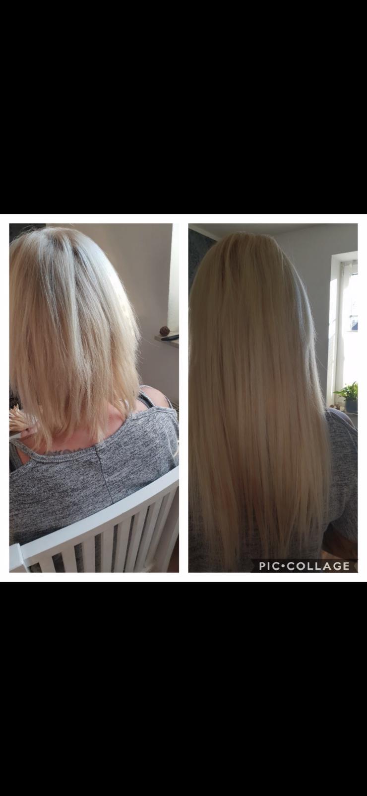 Bild 3: Haarverlängerung HWK geprüft alle Methoden