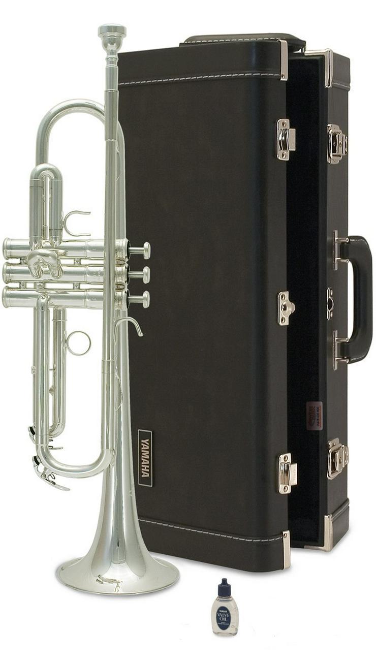 Bild 2: Yamaha YTR 6310 ZS Bobby Shew Profiklasse Trompete, Neuwertig inkl. Koffer