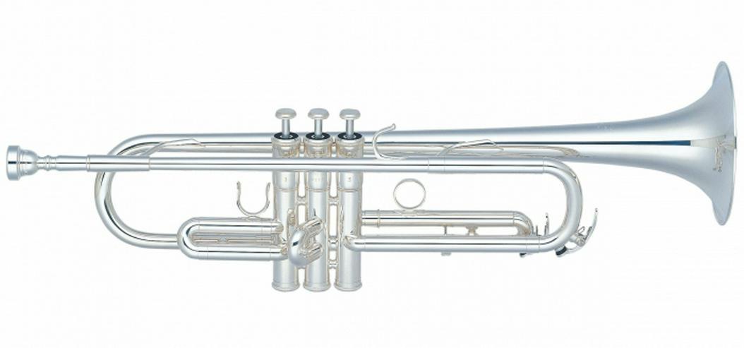 Yamaha YTR 6310 ZS Bobby Shew Profiklasse Trompete, Neuwertig inkl. Koffer - Blasinstrumente - Bild 1