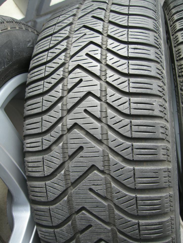 Bild 2: Mercedes LM Winterräder 205/55/R16 91H