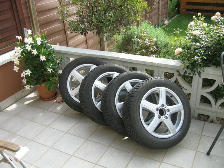 Mercedes LM Winterräder 205/55/R16 91H