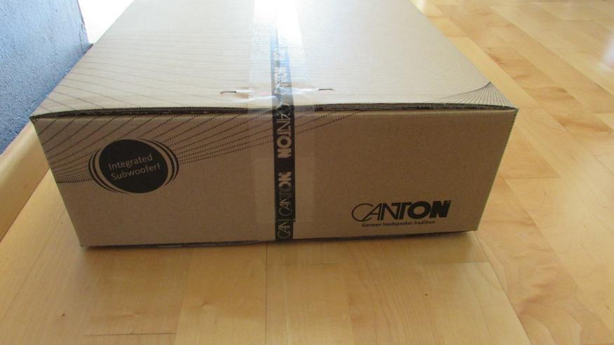 Canton DM 55 Soundbar der Spitzenklasse, Testsieger, UVP 499,- neu in OVP