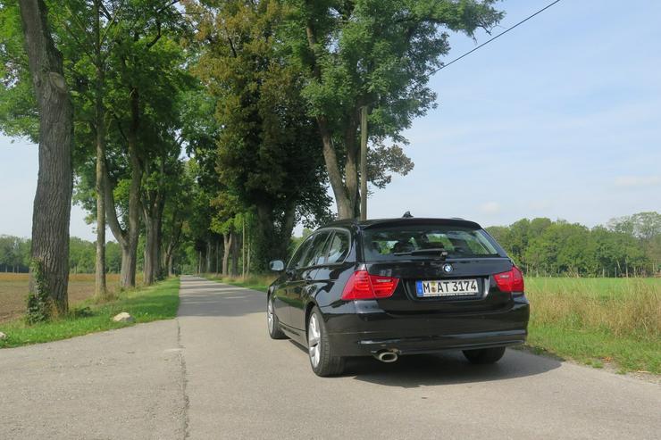 Top ausgestatteter und gewarteter BMW E91 320d Touring, großes Navi, 8-fach-Bereifung
