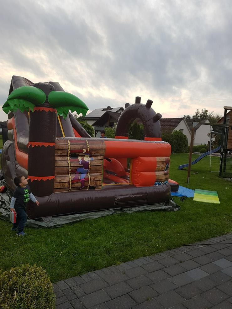 Bild 4: Hüpfburg Fun City Pirat mieten 170 € / 1 Tag