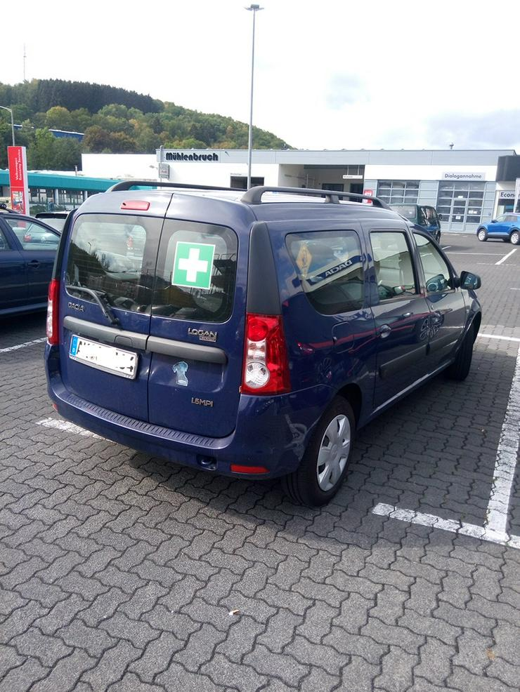 Dacia Logan 1,6 MPI - TOP Fahrzeug