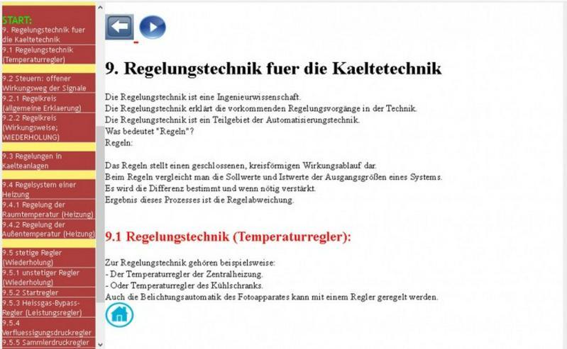 Bild 4: Kaelte-Klima-Sanitaer: Begriffe-Erklaerungen + englisch Woerterbuch