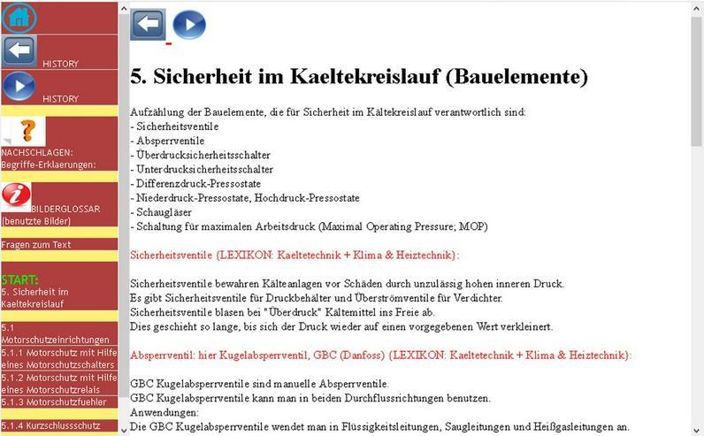 Bild 2: Kaelte-Klima-Sanitaer: Begriffe-Erklaerungen + englisch Woerterbuch