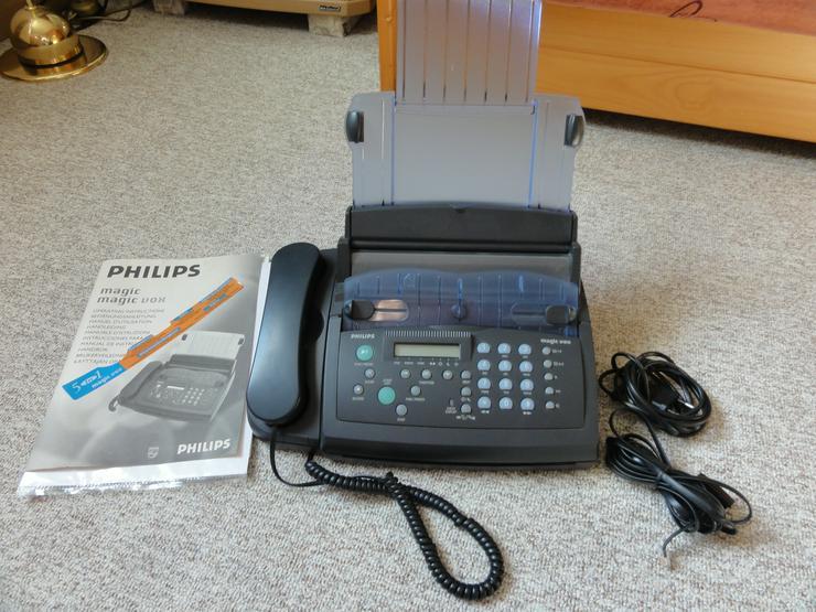 Philips Fax / Telefon / AB / Kopier-Gerät