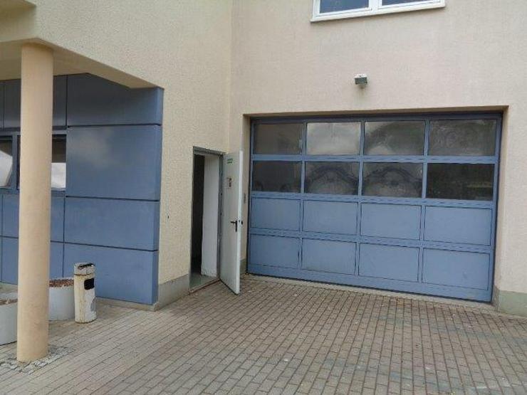 Gewerbeimmobilie mit Verkaufsfläche, Büros und Werkstatt provisionsfrei in HBN zu vermieten